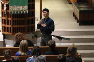 ASL in church2